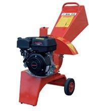 Trituradora de ramas BIO50E motor eléctrico Motogarden