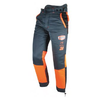 Pantalón protección motosierra clase 1 Motogarden