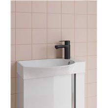 Conjunto de baño mueble+lavabo+espejo 45cm Elegance Royo
