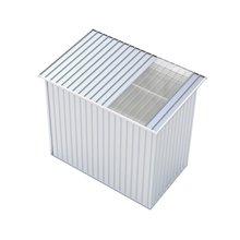 Caseta metálica Rutland Silver 3,93m² Gardiun