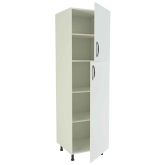 Columna de cocina blanca 60 cm IberoDepot
