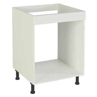Módulo bajo cocina blanco 60 cm IberoDepot
