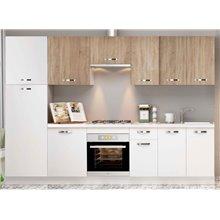 Módulo bajo cocina 1 puerta blanco 60 cm IberoDepot