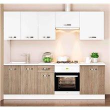 Armario de cocina colgar blanco 40 cm IberoDepot