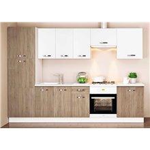 Armario de cocina altillo blanco 60 cm IberoDepot
