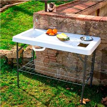 Mesa pegable blanca EASY VERSA de Resol