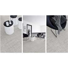 Rollo Tweed Light Grey Primetex GERFLOR