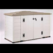 Arcón de exterior 212x88x133cm Box Tuscany 200...