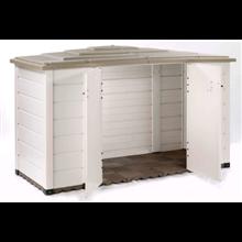 Arcón de exterior 212x88x133cm Box Tuscany 200 Gardiun
