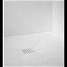 Plato de ducha Extraplano natural 90 Resigres