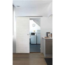 Puerta corredera ROBLE BLANCO Door in Box - GROSFILLEX