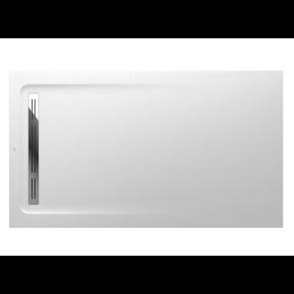 Plato de ducha 160x90 cm AQUOS Roca