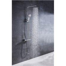 Conjunto de ducha termostático con tacto frío Round Llavisan