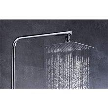 Conjunto de ducha termostático tacto frio Quad Llavisan