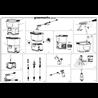 Hidrolimpiadora a batería GDC40 de Motogarden
