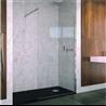 Plato de ducha rectangular grafito ANNA D-40