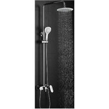 Conjunto de ducha monomando CON BLUETOOTH MONTES - OXEN