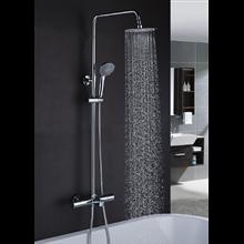 Columna de ducha termostática bañera GASOL - OXEN