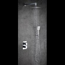 Columna de ducha empotrada ABELLÁN PARED - OXEN
