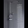 Conjunto de ducha termoestático redondo EXTRAPLANO - OXEN