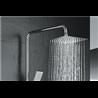 Conjunto de ducha termoestático cuadrado MOLINA - OXEN