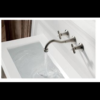 Grifo para lavabo de pared TRES-CLASIC