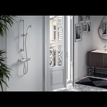Kit de ducha termostático TRES-CLASIC