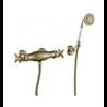 Conjunto de ducha termostática ECO TRES-CLASIC