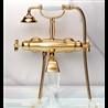 Conjunto grifería termostática de ducha y bañera TRES-CLASIC