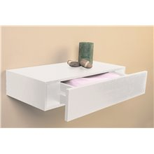 Estante cajón 48x25 blanco IberoDepot