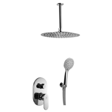 Conjunto de ducha a techo Legend Källa