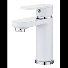 Grifo de lavabo Legend blanco SEVEN