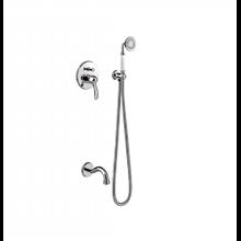Kit de ducha con caño para bañera TRES-CLASIC