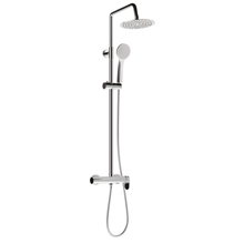 Columna de ducha con distribuidor integrado Ergos Källa