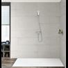 Conjunto grifo bimando para ducha Carmen Roca