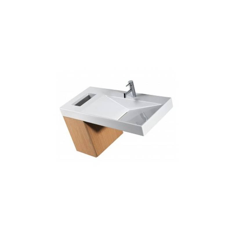 Mueble flux con cesta materiales de f brica for Muebles con cestas