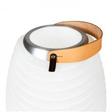Lámpara Led multifunción con altavoces bluetooth 50 Kooduu