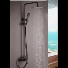 Columna de ducha negro mate Art Imex