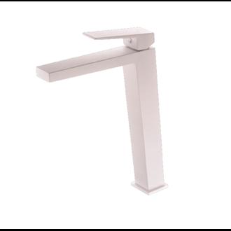 Grifo alto de lavabo blanco Art Imex