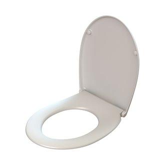 Tapa y asiento de inodoro redonda Italia Solfless