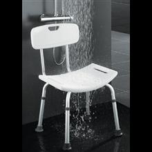 Banqueta de ducha con respaldo - OXEN