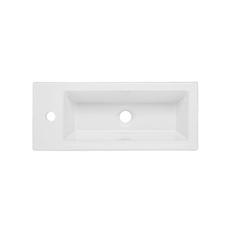 Mueble alicante 60 blanco 6150100 materiales de f brica - Muebles de bano alicante ...