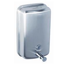 Dispensador jabón vertical para baño 1 L CherryBath