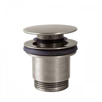 Válvula para lavabo Simple-Rapid acero Clasic Tres