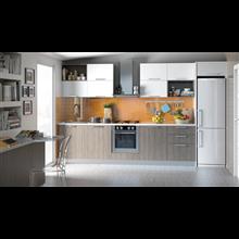 Mueble de cocina bajo fregadero con 2 puertas...
