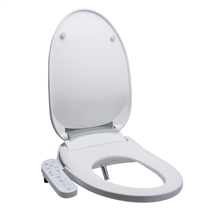 Tapa y asiento inteligente universal Compact Pro Nashi
