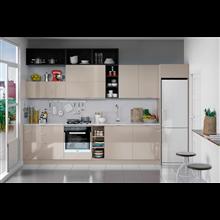 Mueble de cocina alto decorativo Tegler