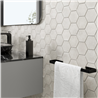 Toallero barra 60cm Point Baño Diseño