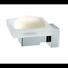 Jabonera de cristal a pared Quax Baño Diseño