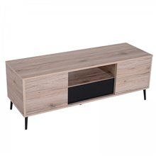 Mueble de televisón 2 armarios HomCom